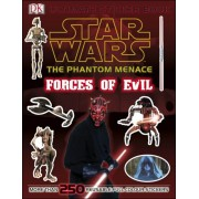 Star Wars. The Phantom Menace Ultimate Sticker Book: Forces of Evil
