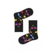 Happy Socks KIDS Cherry - zwart multi - 2-3 en 4-6 en 7-9 jaar