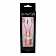 Makeup Revolution London Brushes Pro Precision Brush Eyeliner pennello cosmetico per bronzer e blush 1 pz Donna