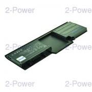 2-Power Laptopbatteri Dell 11.1v 3900mAh (0J927H)