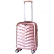 Exclusivo-One Handbagage Koffer 55 Rosé 30L 67x41x25cm