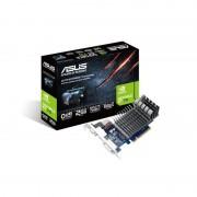 Placa video Asus NVIDIA 710 1 SL GT710 PCI E 2.0 1024MB DDR3 64bit 954 Mhz 1800 Mhz VGA DVI