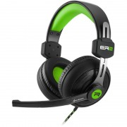 Casti gaming Sharkoon RUSH ER2 Green
