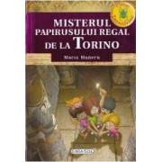 Misterul papirusului regal de la Torino - Maria Maneru