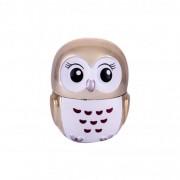 2K Lovely Owl Metallic balsam do ust 3 g dla dzieci Vanilla Glow