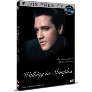 Elvis: Plimbare prin Memphis / Elvis Presley: Walking in Memphis - DVD + CD audio bonus Mania Film