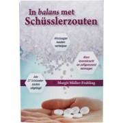 Pfluger In balans met Schusslerzouten boek