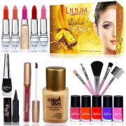 Summer Vacation Combo Makeup Sets Pack of 15-C378
