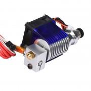 3D V6 3D Printer long distance J-head&Single Cooling Fan for 1.75mm/3.0mm Bowden Filament Wade Extruder 0.3/0.4/0.5mm Nozzle