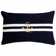 Perna stil marin tricot bleumarin Brehec