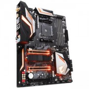 Дънна платка Gigabyte X470 Aorus Gaming 5 Wifi/AM4, ATX, 4 x DDR4 DIMM, Bluetooth 5