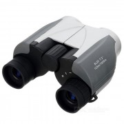 Telescopio binoculares 8x 25mm NIKULA portatil HD - Gris + Negro