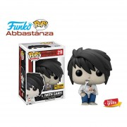 L with cake funko pop NO 219 HOT TOPIC DEAT HNOTE