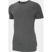 Outhorn Pánské tričko Outhorn TSM600A Tmavě šedé XXL