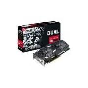 Placa De Video Asus Radeon Dual Oc Edition Rx580 4gb Gddr5 256 Bits - Dual-rx580-o4g