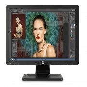 HP Monitor 17'' Led 1280x1024 5:4 5ms P17a 1000:1 Vga