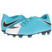 Nike Hypervenom Phade II FG WhiteBlackPhote BlueChlorine Blue