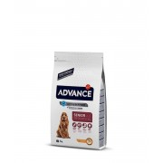 Advance MEDIUM SENIOR Frango e Arroz - 12Kg (7855)