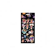 Geen Poezie album stickers Dora