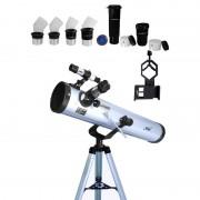 Telescop Seben Big Pack 76/700 cu adaptor de smartphon DKA5 Resigilat