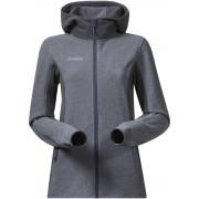 Bergans W's Frei Jacket Nightblue/Dust lt blue 2018 XL Fleecetröjor