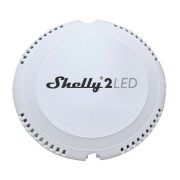 SHELLY 2 LED - WiFi котролер за 2 LED лампи до 40W