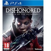 Dishonored: Death of the Outsider, за PS4
