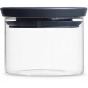 Brabantia Stapelbare Glasbehälter - 0,3 L