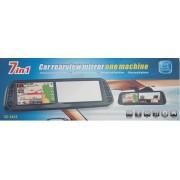 Oglinda monitor cu GPS plus multe alte functii 7in1
