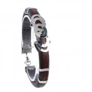 Targa Florio acél karkötő