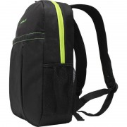 Rucsac laptop Dicallo LLB1020 15.6 inch black / green