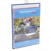 Tarifold Ablage-Hängetasche Prospekttasche für 150 Einzelblätter, VE 5 Stk