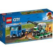 LEGO City Great Vehicles 60223 Transport För Skördetröska