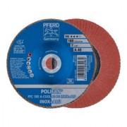 Pferd-Rüggeberg PFERD Disques à surfacer à lamelles POLIFAN PFC 180 A-COOL 40 SG INOX+ALU