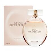 Calvin Klein Sheer Beauty 50Ml Per Donna (Eau De Toilette)