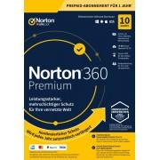 Symantec Norton 360 Premium 75 GB de copia de seguridad en la nube 1 usuario 10 dispositivos 12 MO de licencia anual descargar