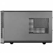 Silverstone Compact Computer Cube Case SST-SG13B-Q Sugo Mini-ITX, black