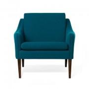 Warm Nordic Mr. Olsen lounge chair walnoot Vidar 872