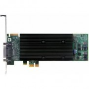 Placa video , Matrox , M9120 plus DualHead 512MB DDR2 2xDVI PCI/Express low profile