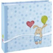 Album Foto Hama Little Rabbit 200 Poze 10 x 15 cm Albastru
