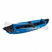Waimea 2 inimese täispumbatav kanuu sinine/must/valge 88YB