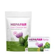 HEPAFAR capsule + ceai