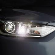 Pack LED veilleuses pour Fiat Panda II 2012-2018