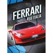 Gek op auto's!: Ferrari 458 Italia - Calvin Cruz