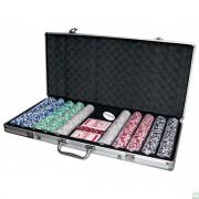 Valiza Poker Texas Hold'em 750