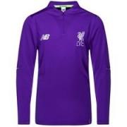 Liverpool Trainingsshirt Midlayer Elite - Paars/Wit Kinderen