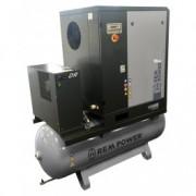 REM POWER elektro maschinen vijčani kompresor EPM 1504/10/500 DR IE3