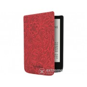 """Husa PocketBook Shell 6"""" , rosu (Touch HD 3, Touch Lux 4, Basic Lux 2)"""