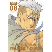 Fullmetal Alchemist: Fullmetal Edition, Vol. 8, Hardcover/Hiromu Arakawa