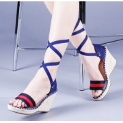 Sandale dama Violeta navy
